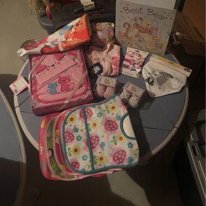 Baby Girl Gift Set for Sale in Gibbsboro, NJ