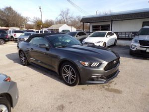 2017 Ford Mustang for Sale in North Richland Hills, TX