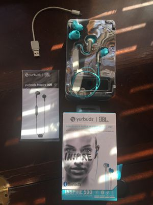Yurbuds Inspire 500 wireless earbuds for Sale in Austin, TX