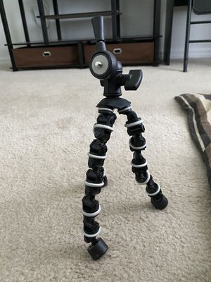 Sunpak - PlatinumPlus Flexible Tripod - Black for Sale in Haines City, FL