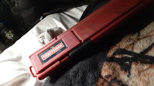 Craftsman electronic torque wrench for Sale in Stockton, CA