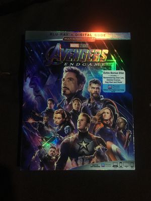 4 movies avengers endgame, avengers infinity war, spiderman far from home, Aladdin (2019) for Sale in Los Angeles, CA
