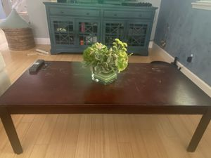 Coffee Table & 2 End Tables for Sale in Lafayette, CA