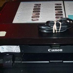 Canon IP 7220 Printer Black for Sale in Houston, TX
