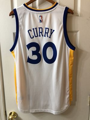 Golden State Warriors Stephen Curry Jersey for Sale in Springfield, VA