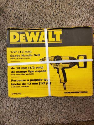 Spade handle drill for Sale in Renton, WA