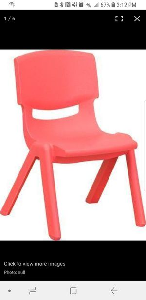 10 new flash red chairs for Sale in Phoenix, AZ