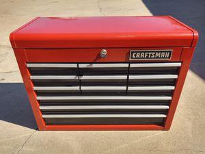 Craftsman tool box for Sale in Azusa, CA