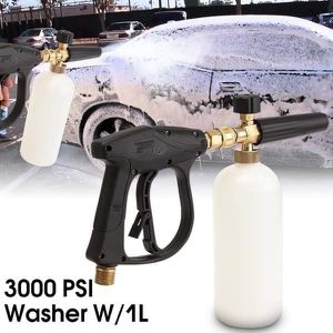 BRAND NEW 3000psi AIR COMPRESSOR, HIGH PRESSURE WASHER with 1L BOTTLE, CAR CLEANING, WATER NOZZLE SPRAYER - FEEE SHIPPING for Sale in Los Angeles, CA
