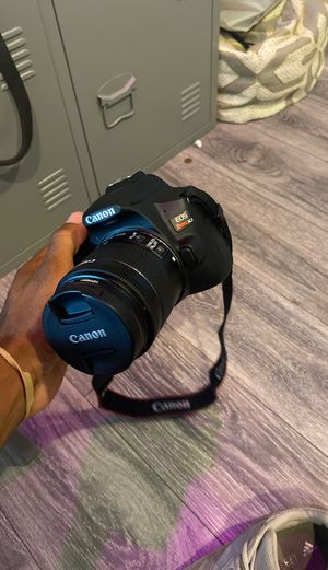 Canon rebel sl3 for Sale in View Park-Windsor Hills, CA