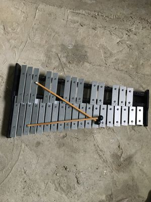 Brand new can kaman Xylophone with instrument bag for Sale in South Euclid, OH