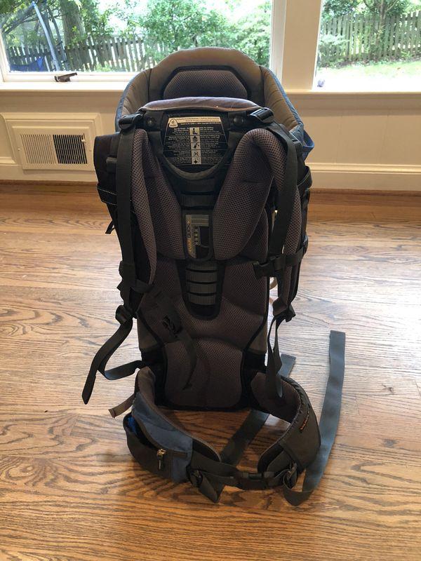 Deuter Kid Comfort 2 hiking backpack