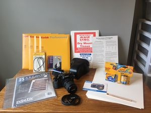 Camera supplies for Sale in Denton, MD