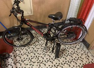 Electric bicycle - great for Ubereats, Postmates, doordash, etc for Sale in Brooklyn, NY