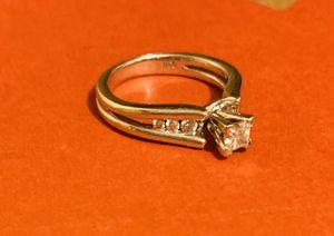 Real Diamond Wedding Ring for Sale in Manassas Park, VA