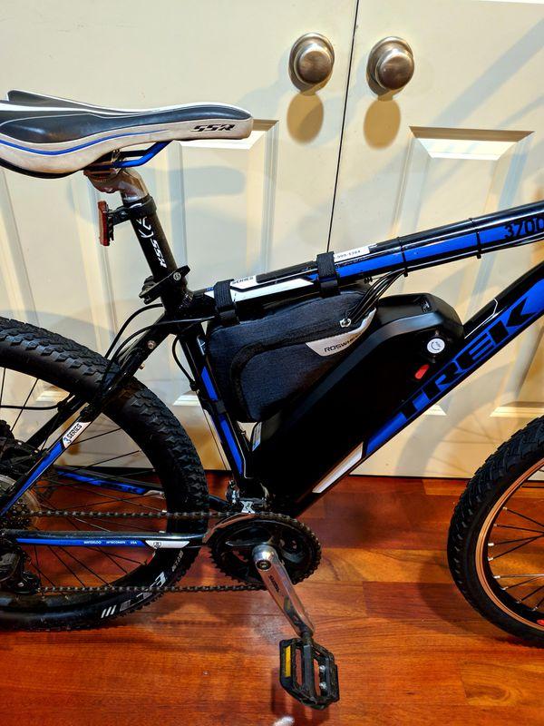 Limited time SALE! Trek electric bike 48v 750 watt for sale!