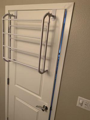 Shoe rack, towel rack over the door hanging for Sale in Chula Vista, CA