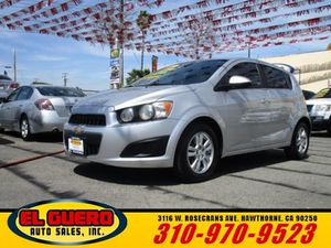Chevy Sonic 2012 for Sale in Torrance, CA