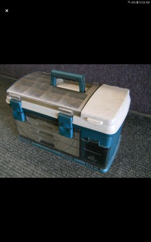 PLANO 737 3-DRAWER FISHING TACKLE BOX for Sale in Columbus, OH