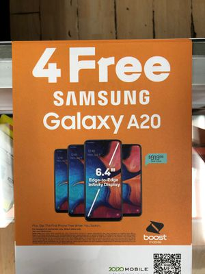 Samsung galaxy A20 for Sale in Chino, CA