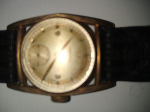 Auntique Gold filled watch 10k for Sale in Oakley, CA