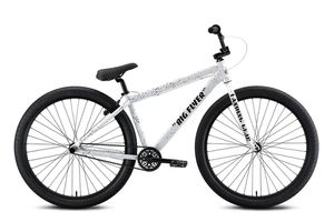 2021 SE Bikes x City Grounds Big Flyer - White/Black for Sale in San Jose, CA