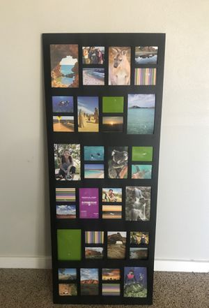 36 OPENING COLLAGE PICTURE FRAME for Sale in Sioux Falls, SD