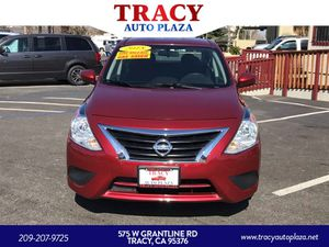 2018 Nissan Versa Sedan for Sale in Tracy, CA