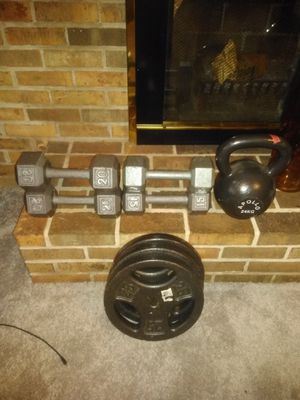 Work out equipment for Sale in Annandale, VA