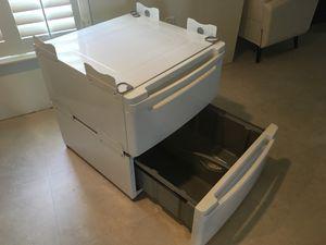 """Lg washer dryer pedestals 27"""" for Sale in Fort Lauderdale, FL"""