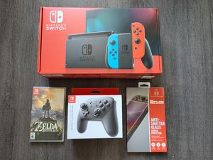 Nintendo Switch V2 Bundle for Sale in Allen, TX