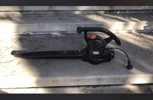 Black & Decker (Electric) Leaf Blower with extension cord for Sale in Del Mar, CA