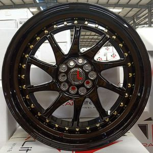 18x8.5 wheels new in boxes 5 lug 5x100 snd 5x114.3 for Sale in Pembroke Pines, FL