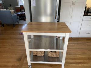 IKEA kitchen island for Sale in West Springfield, VA