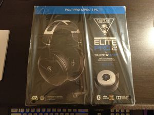 Turtle Beach Elite Pro 2 for PS4 Pro, PS4, and PC for Sale in Austin, TX