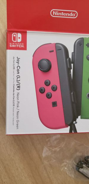 Nintendo switch controllers for Sale in Washington, DC