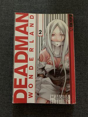 [OOP!] Deadman Wonderland English Manga Vol. 2 for Sale in Des Plaines, IL