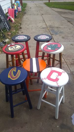 Various Bar Stools made to order for Sale in Valley View, OH