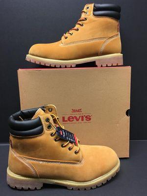 New levis boots for men nuevos available on size 8 8.5 9 9.5 10 AND 11 DISPONIBLES EN ESTOS NUMEROS NUEVOS PARA HOMBRE for Sale in Dallas, TX