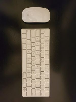 Apple keyboard and magic mouse 2 for Sale in Brooklyn, NY