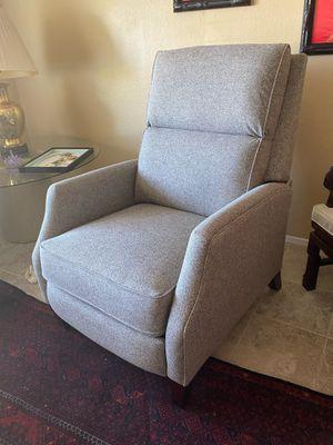Modern Fabric Recliner for Sale in Scottsdale, AZ
