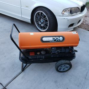 Heater, Torpedo 135,000 BTU. for Sale in Las Vegas, NV