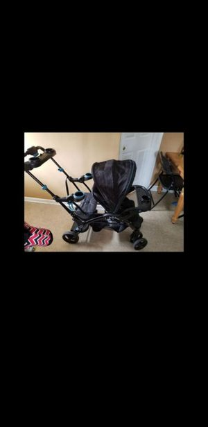 Double stroller good condition for Sale in Westchester, IL