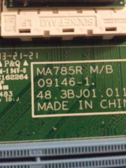 Mother Board Cpu Combo for Sale in Satsuma,  FL