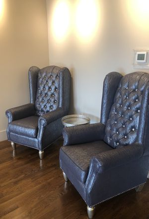 Thrown chairs for Sale in Nashville, TN