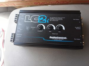 2 Channel Output Converter for Sale in Hebron, OH