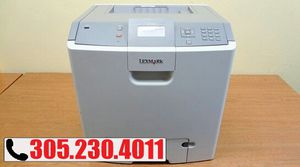 USED LEXMARK C734N COLOR LASER PRINTER * FOR REPAIR OR PARTS * for Sale in Palmetto Bay, FL
