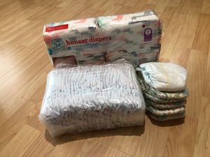 Honest Size 1 Diapers & more for Sale in Marysville, WA