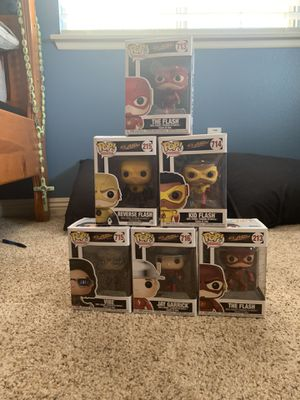 FunkoPop The Flash TV show collection for Sale in Corona, CA