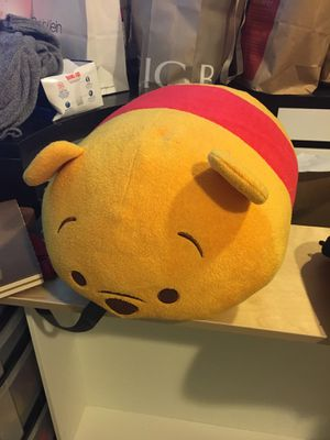 Winnie the Pooh Large Tsum Tsum Plushie for Sale in Seattle, WA